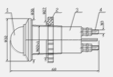 Схема Арматуры АС-С-22-миг