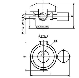 Конструкция П-КРМ 122, П-КРМ 112, П-КРМ 211