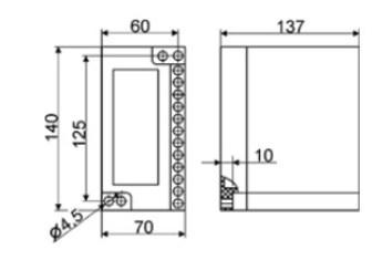 Схема Реле времени ВЛ-108