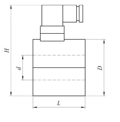 Схема Катушки ЭМТ-21