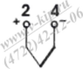 ТХА-1690В, ТХК-1690В термопреобразователи - схема подключения 1